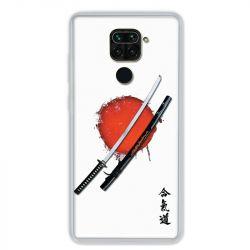 Coque pour Xiaomi Redmi Note 9 - Japon épée