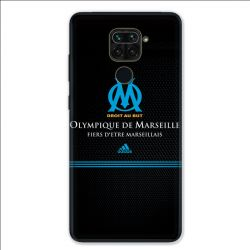 Coque pour Xiaomi Redmi Note 9 - Olympique Marseille OM Fier etre Marseillais