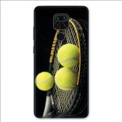 Coque pour Xiaomi Redmi Note 9 - Tennis Balls