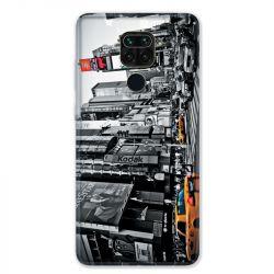 Coque pour Xiaomi Redmi Note 9 - Amerique USA New York Taxi