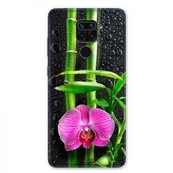Coque pour Xiaomi Redmi Note 9 - orchidee bambou