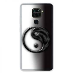 Coque pour Xiaomi Redmi Note 9 - Yin Yang 3d