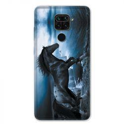 Coque pour Xiaomi Redmi Note 9 - Cheval