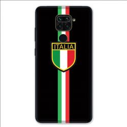 Coque pour Xiaomi Redmi Note 9 - Italie 3