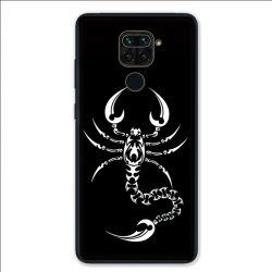 Coque pour Xiaomi Redmi Note 9 - scorpion