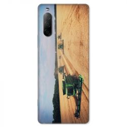 Coque pour Sony Xperia 10 II - Agriculture Moissonneuse