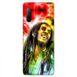 Coque pour Sony Xperia 10 II - Bob Marley Color