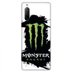 Coque pour Sony Xperia 10 II - Monster Energy tache