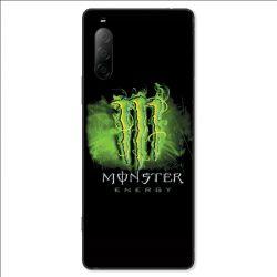 Coque pour Sony Xperia 10 II - Monster Energy Vert