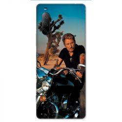Coque pour Sony Xperia 10 II - Johnny Hallyday Moto