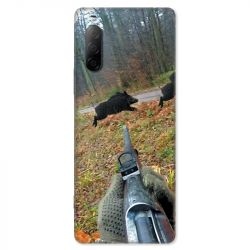 Coque pour Sony Xperia 10 II - chasse Vision Tir