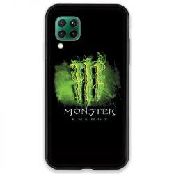 Coque pour Huawei P40 LITE Monster Energy Vert