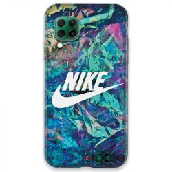 Coque pour Huawei P40 LITE Nike Turquoise
