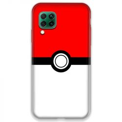 Coque pour Huawei P40 LITE Pokemon Pokeball