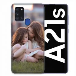 Coque pour Samsung Galaxy A21S personnalisee
