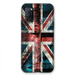 Coque pour Oppo A72 Angleterre UK Jean's