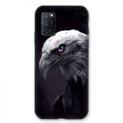 Coque pour Oppo A72 Aigle Royal Noir