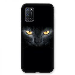 Coque pour Oppo A72 Chat Noir
