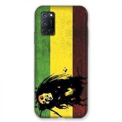 Coque pour Oppo A72 Bob Marley Drapeau