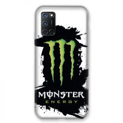 Coque pour Oppo A72 Monster Energy Tache