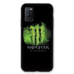 Coque pour Oppo A72 Monster Energy Vert