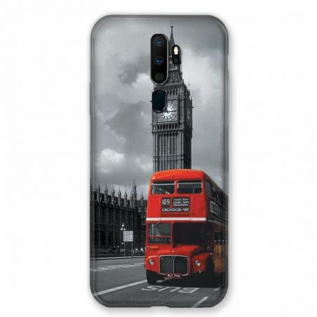 Coque pour Oppo A9 (2020) Angleterre London Bus