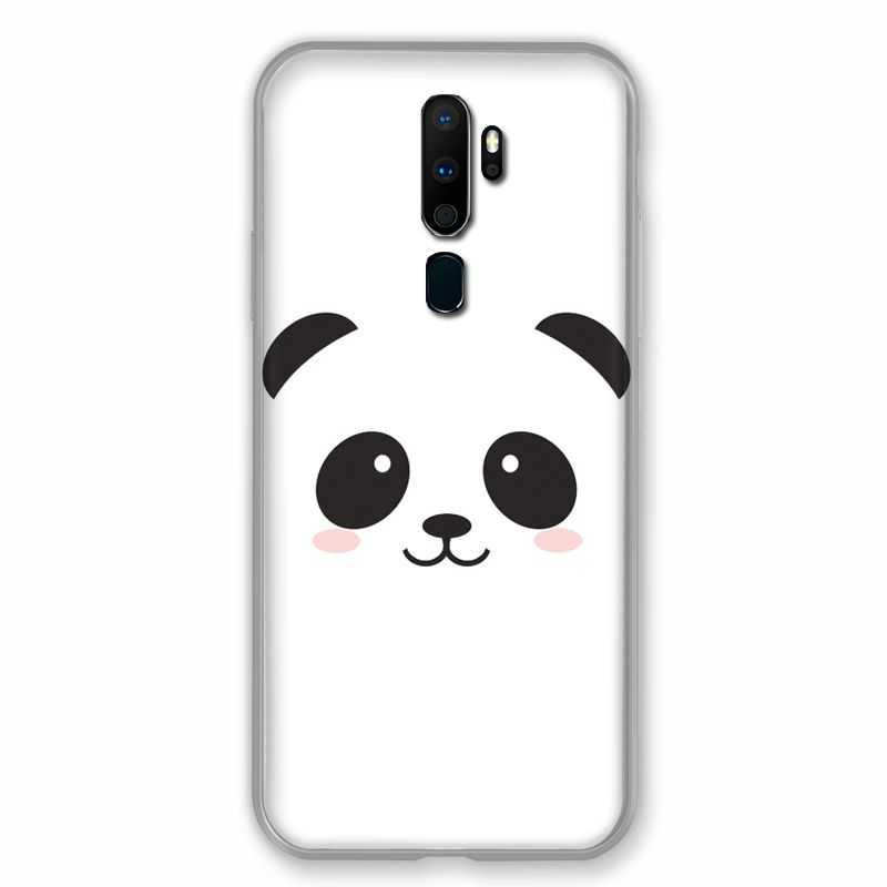 Coque pour Oppo A9 (2020) Panda Blanc