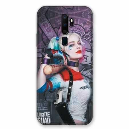 Coque pour Oppo A9 (2020) Harley Quinn Batte