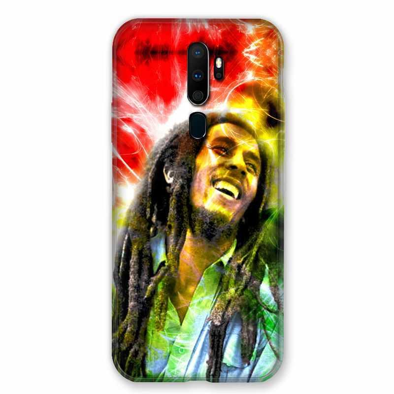 Coque pour Oppo A9 (2020) Bob Marley Color