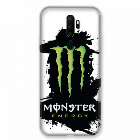 Coque pour Oppo A9 (2020) Monster Energy Tache