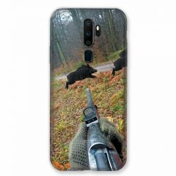 Coque pour Oppo A9 (2020) Chasse Vision Tir