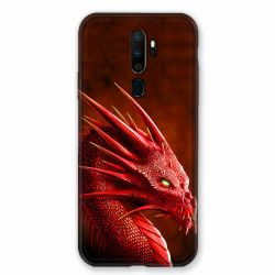 Coque pour Oppo A9 (2020) Dragon Rouge