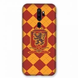 Coque pour Oppo A9 (2020) WB License Harry Potter Griffindor
