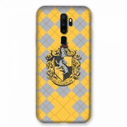Coque pour Oppo A9 (2020) WB License Harry Potter Hufflepuff