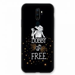 Coque pour Oppo A9 (2020) WB License Harry Potter Dobby Free N