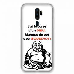 Coque pour Oppo A9 (2020) Humour Bouddha