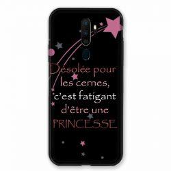 Coque pour Oppo A9 (2020) Humour Princesse