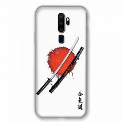 Coque pour Oppo A9 (2020) Japon Epée