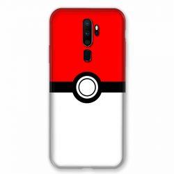 Coque pour Oppo A9 (2020) Pokemon Pokeball