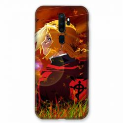 Coque pour Oppo A9 (2020) Manga Full Alchemist Rouge