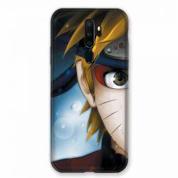 Coque pour Oppo A9 (2020) Manga Naruto Blanc