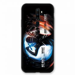 Coque pour Oppo A9 (2020) Manga SAO sword Art Online Fight