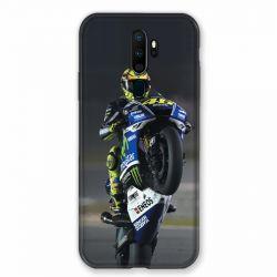 Coque pour Oppo A9 (2020) Moto Wheeling