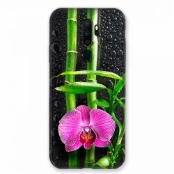 Coque pour Oppo A9 (2020) Orchidee Bambou