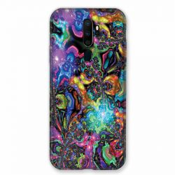 Coque pour Oppo A9 (2020) Psychedelic Colore