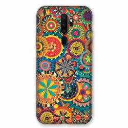 Coque pour Oppo A9 (2020) Psychedelic Roue