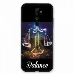 Coque pour Oppo A9 (2020) Signe Zodiaque 2 Balance