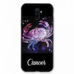 Coque pour Oppo A9 (2020) Signe Zodiaque 2 Cancer