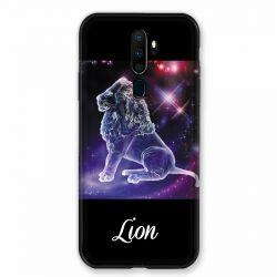 Coque pour Oppo A9 (2020) Signe Zodiaque 2 Lion