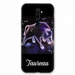 Coque pour Oppo A9 (2020) Signe Zodiaque 2 Taureau